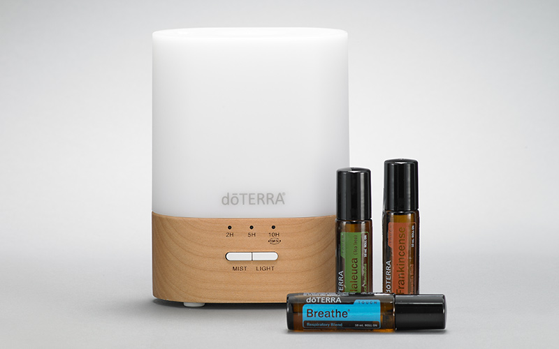 Favorite Aromatherapy Line: DoTerra