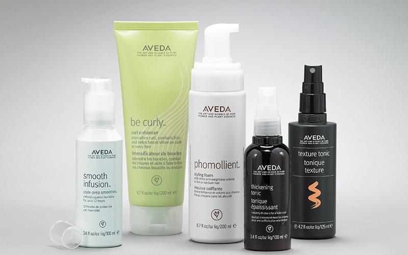 Favorite Haircare Line: Aveda