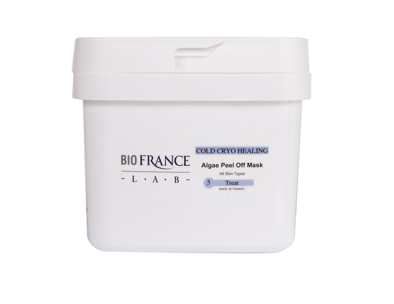 Cold Cryo Healing Algae Peel Off Mask by Bio France Lab