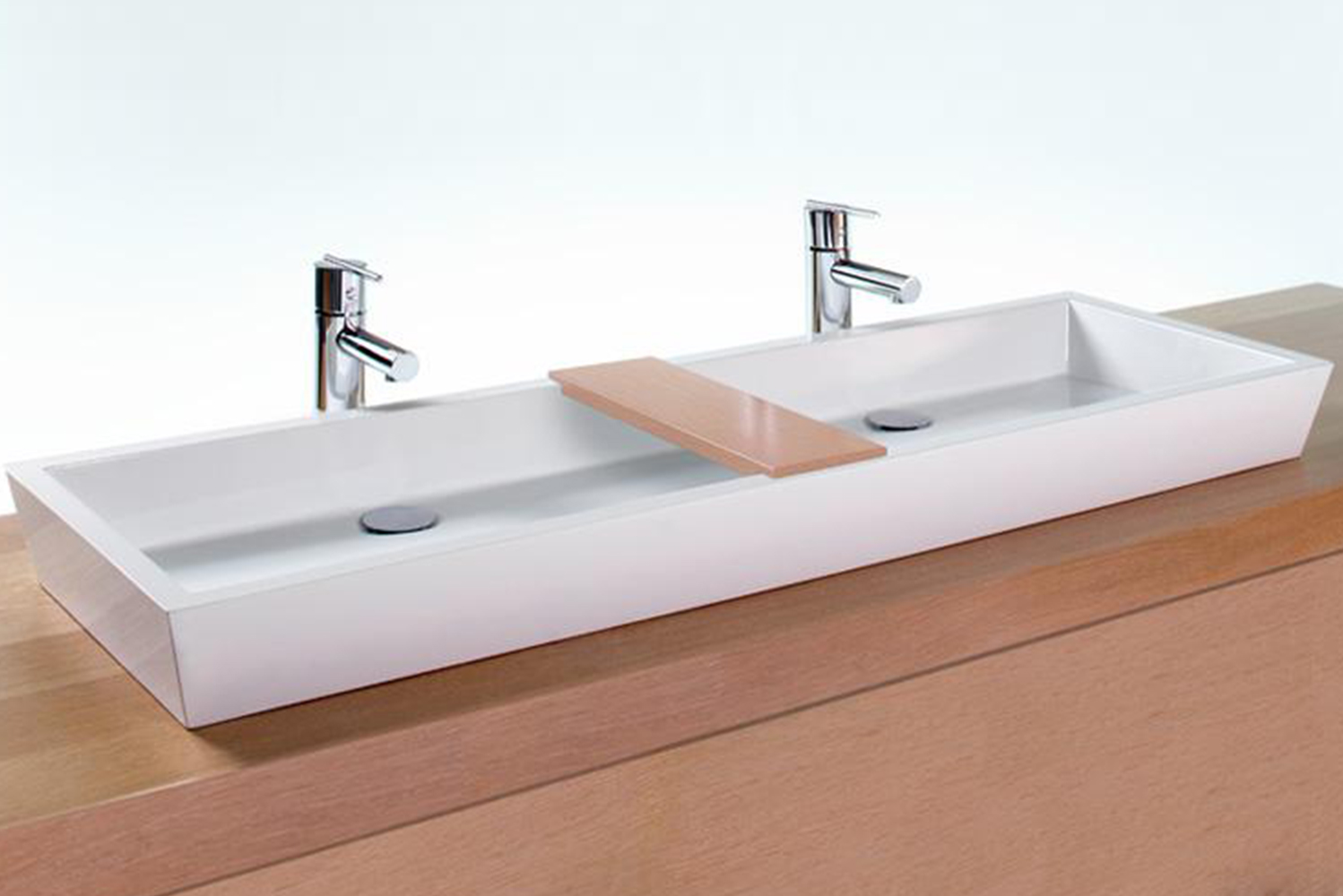 Introducing WETSTYLE's Cube sinks.