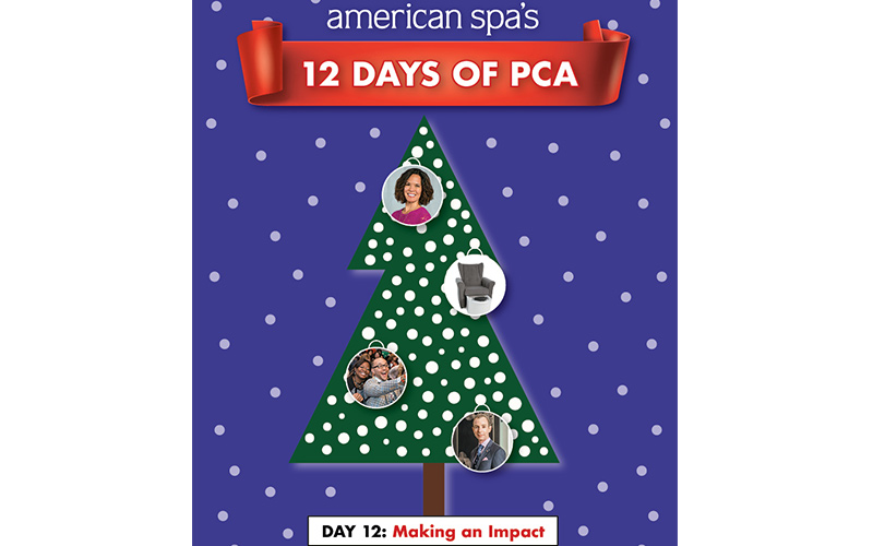12 Days of PCA Day 12: Making an Impact