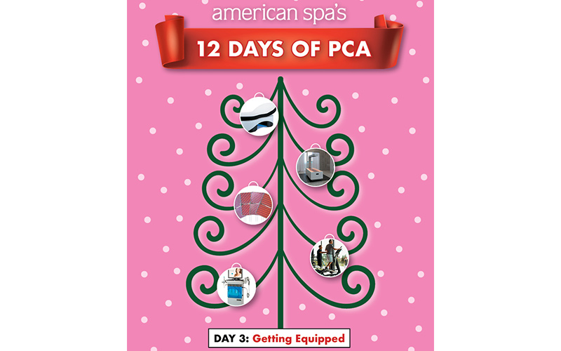 12 Days of PCA Day Three: Getting Equipped