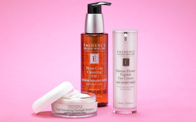 Favorite Skincare Line: Eminence Organic Skin Care