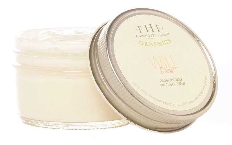Will Dew Probiotic Milk Balancing Mask by FarmHouse Fresh
