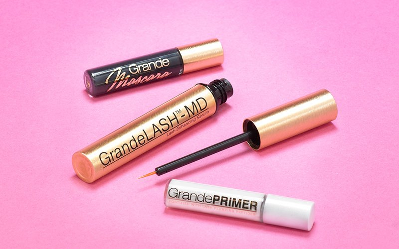 Favorite Eyelash Conditioner Line: Grande Cosmetics