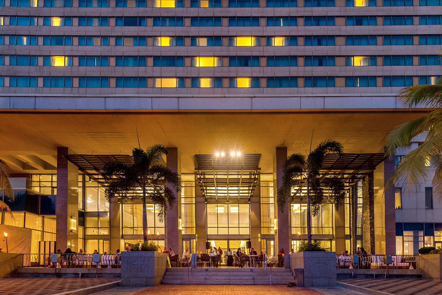 Hyatt Regency Trinidad completed its four-phase renovation.