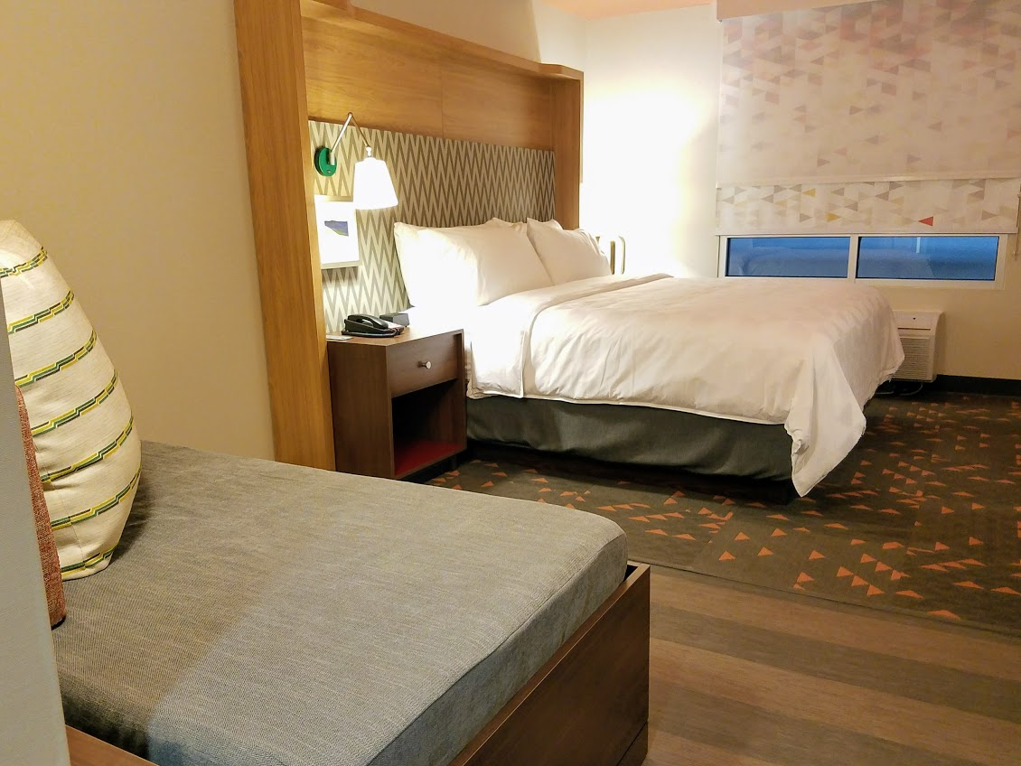 The Holiday Inn H4 prototype was developed through the Agile process.