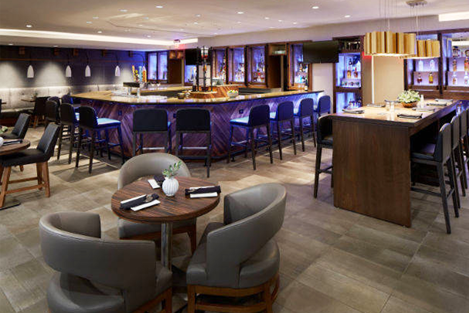 Marre & Allen Bar & Kitchen is the new restaurant in Birmingham Marriott.