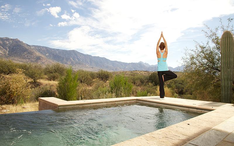 Favorite Health & Fitness Spa: Miraval (Tucson, AZ)