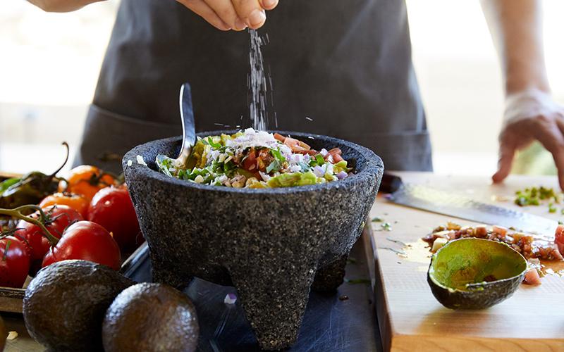 Favorite Spa Cuisine: Miraval (Tuscon AZ)