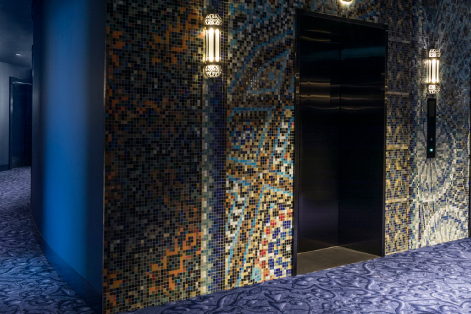 Hospitality company sbe opened Mondrian Doha, marking the luxury hotel brand's first property in the Middle East.