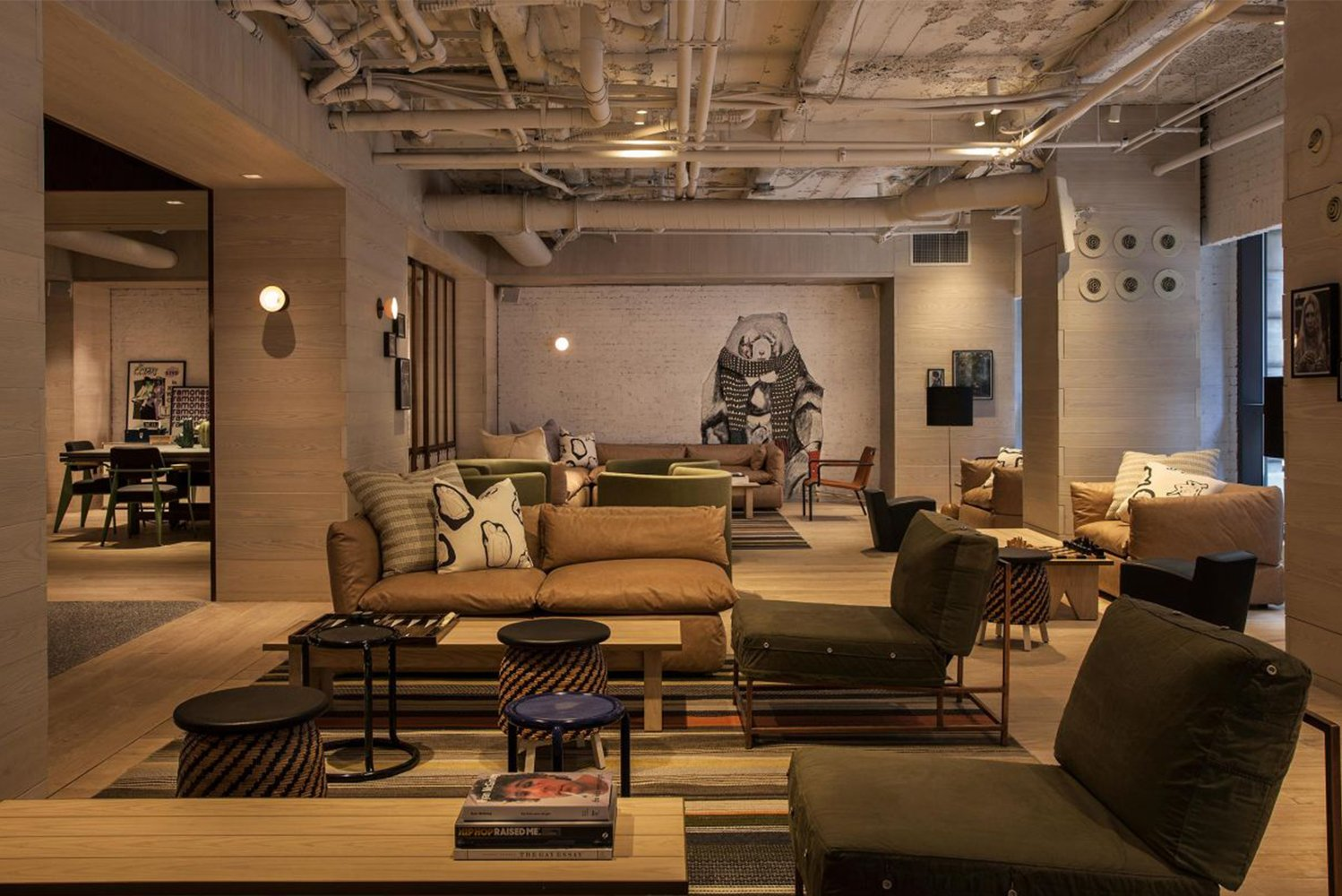 Moxy Times Square opened as the 15th property in the brand's portfolio, located in the former Mills Hotel in Manhattan.