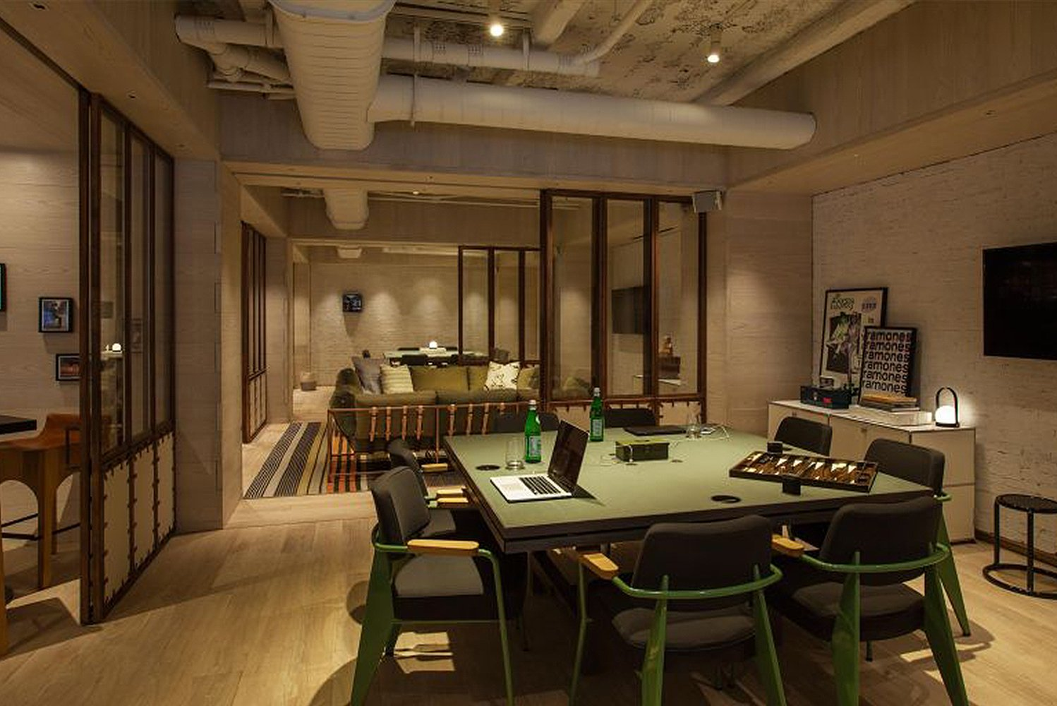 Moxy Times Square is the first of five Moxy hotels planned for New York City.