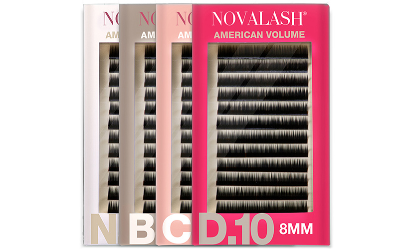 Volume Lash by Novalash Eyelash Extensions
