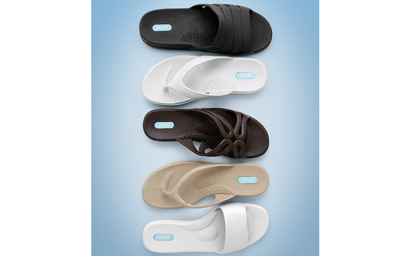 Favorite Spa Sandal Manufacturer: Oka-B