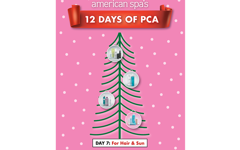 12 Days of PCA Day 7: For Hair and Sun