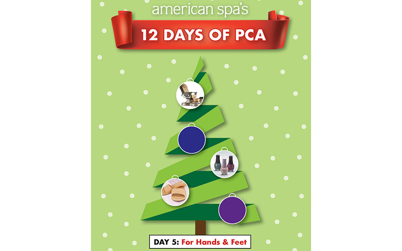 12 Days of PCA Day Five: For Hands and Feet