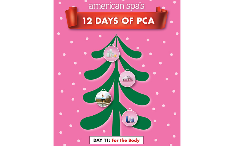 12 Days of PCA Day 11: For the Body