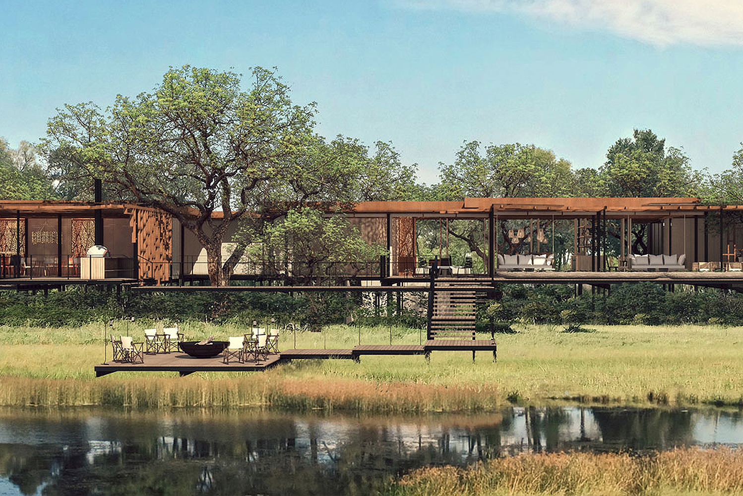 Wilderness Safaris is slated to open Qorokwe Camp, a new Wilderness Safaris Classic Camp in Botswana, this December.