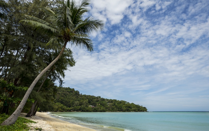 The Beach at Rosewood Phuket