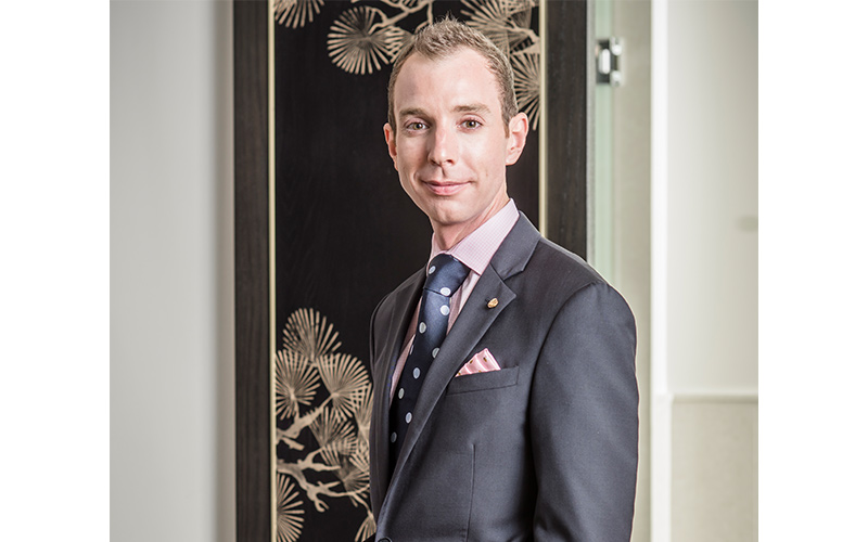 Most Influential Spa Leader: William Wesley Myers, Langham Hotels & Resorts
