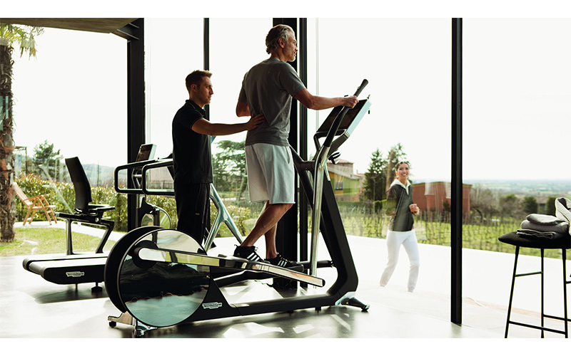 Favorite Fitness Equipment Manufacturer: Technogym