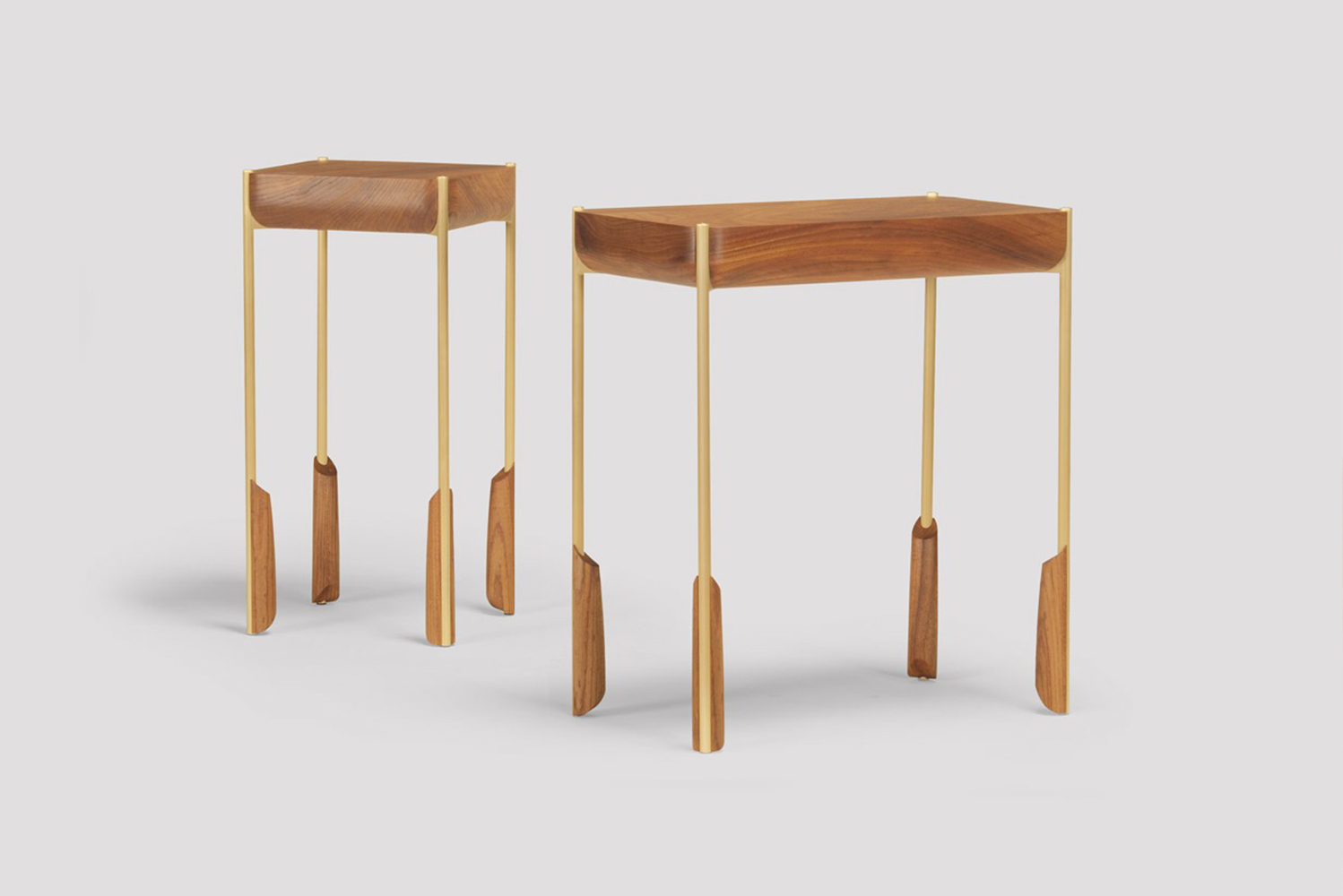 Introducing the Altai side tables from Skram Furniture.