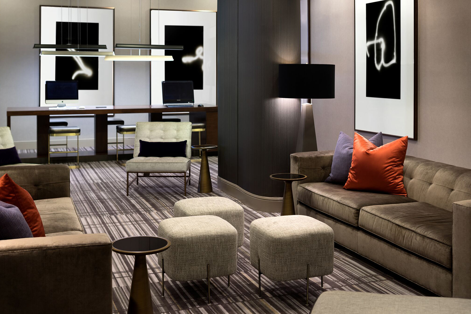 DoubleTree by Hilton Dallas – Campbell Centre is undergoing an $8 million renovation.