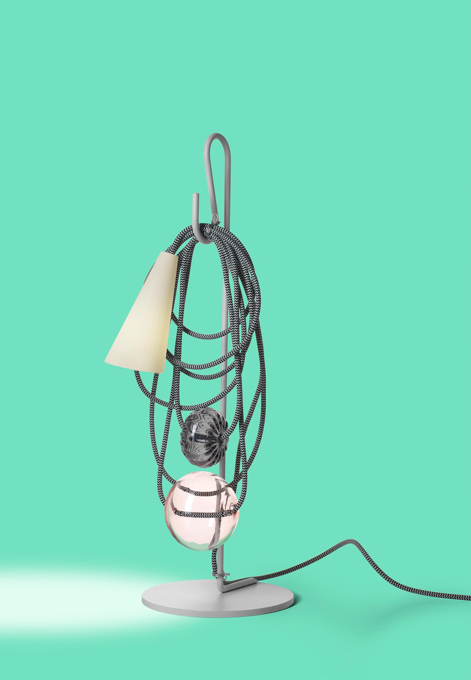 Foscarini launched the Filo table lamp.
