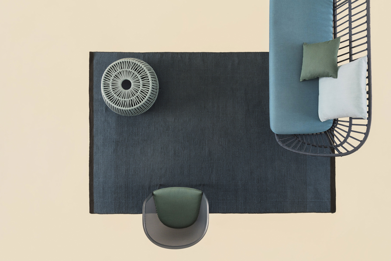 Kettal launched the Geometrics collection.
