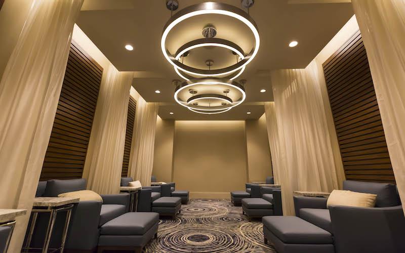 Inside The Spa at Harrah's at Harrah's Resort Southern California
