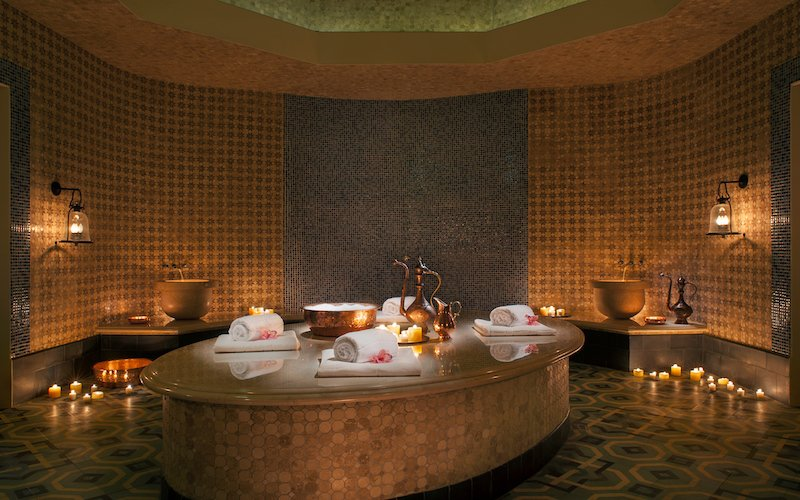 Hammam 3 at Spa Mukul // Photo credit Roberto Valle