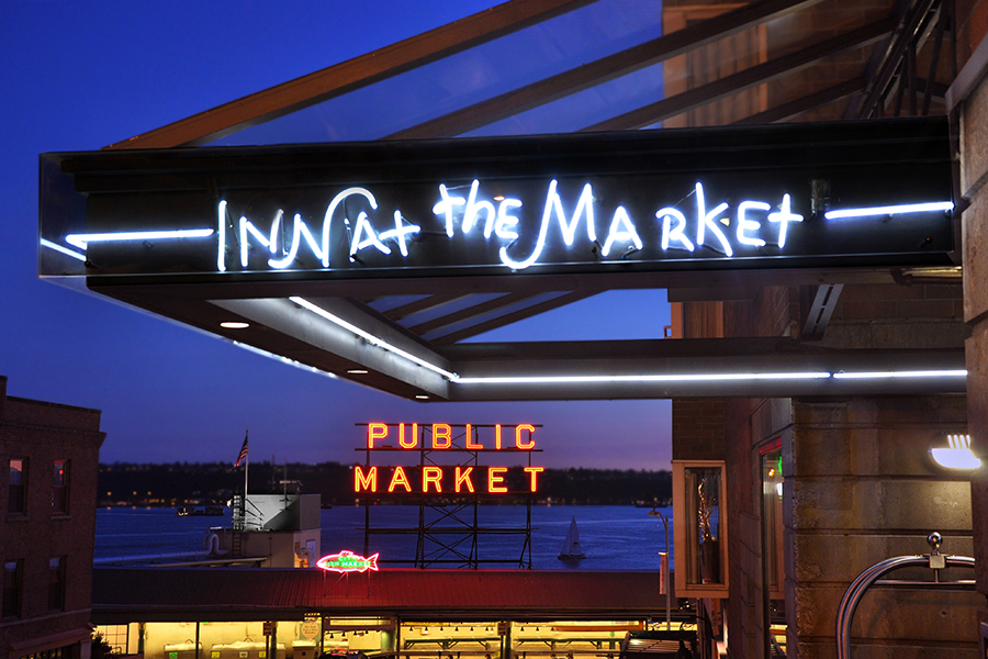 Inn at the Market in Seattle