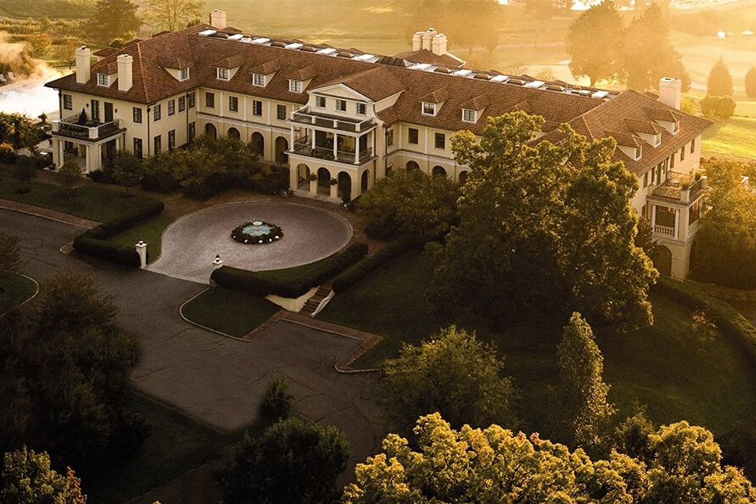 The 600-acre luxury resort will begin a major renovation of its 48-room hotel owned by Robert and Molly Hardie in early January 2018.