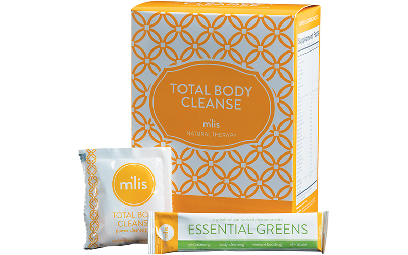 Total Body Cleanse by M'lis