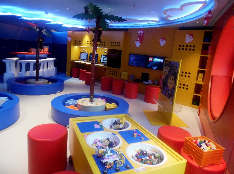Kids Club space