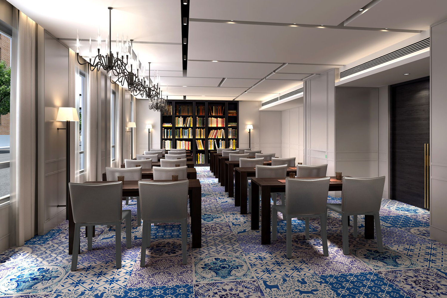 The new Mövenpick Coffee & Wine Lounge concept will be unveiled at this property too, while key hotel features will include a brasserie, gym and three meeting rooms.