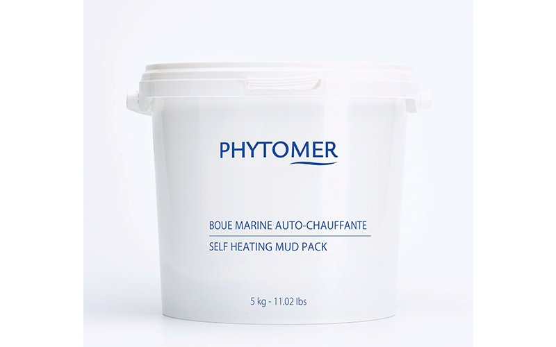 Self-Heating Mud Pack by Phytomer USA