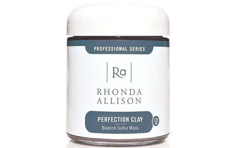 Perfection Clay Blemish Sulfur Mask by Rhonda Allison