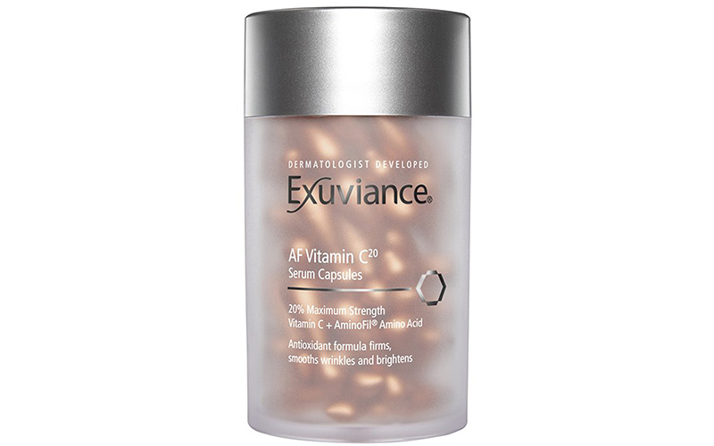 AF Vitamin C20 Serum Capsules by Exuviance