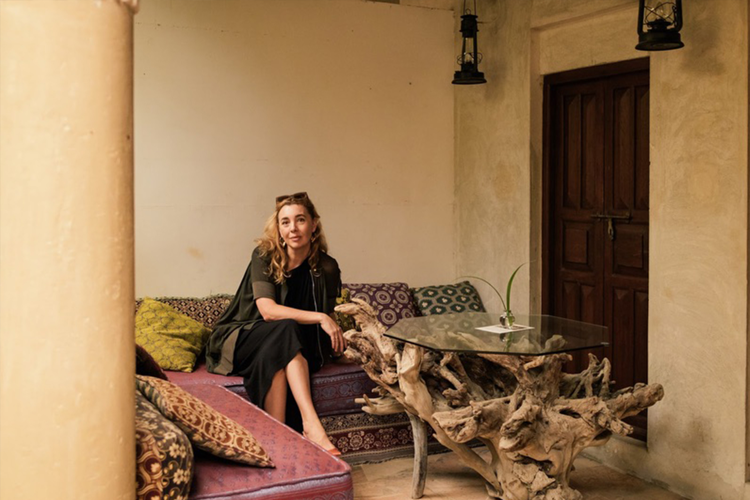 The Dubai office moved to the Dubai Design District, and is led by managing director Isabel Pintado.