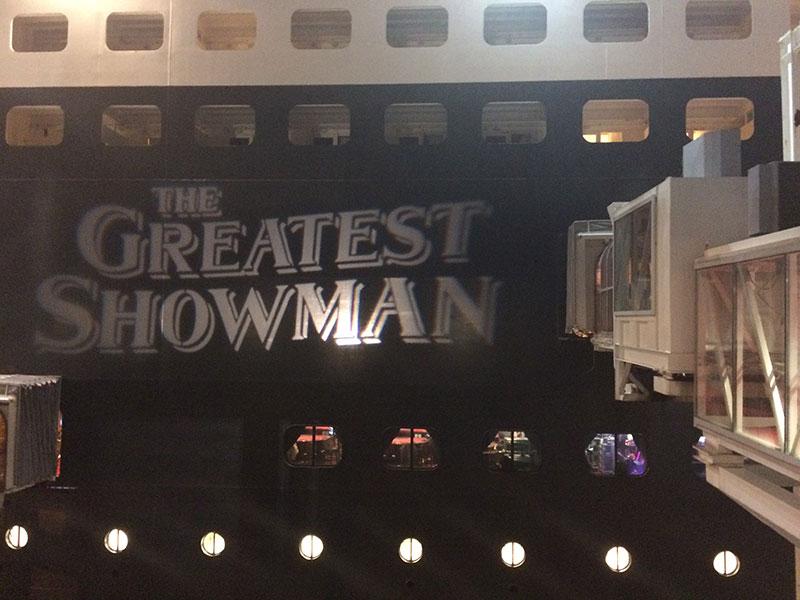 Montblanc ambassador Hugh Jackman plays Barnum in 'The Greatest Showman&#39