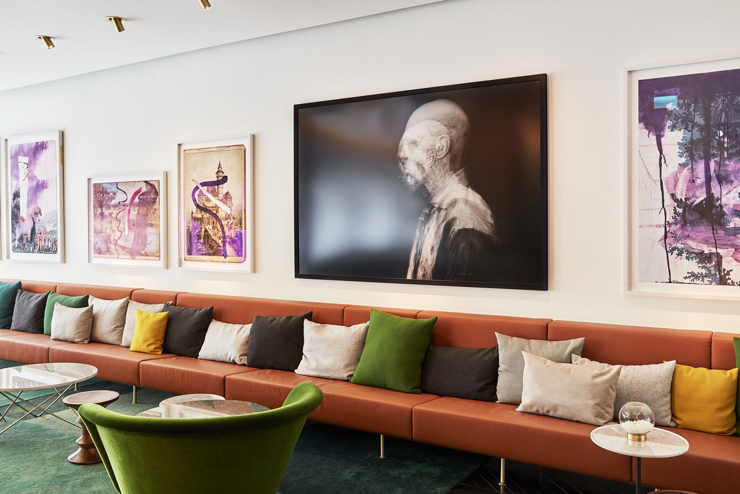 Roomers Munich opened as the fourth property under Marriott International's Autograph Collection in Germany.