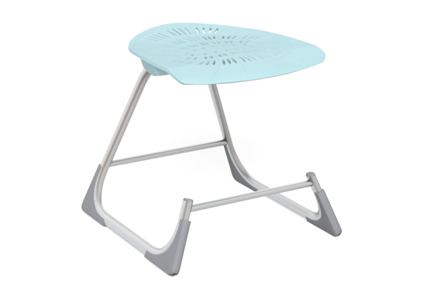 A variety of heights and polypropylene seat options are available in a multitude of colors.