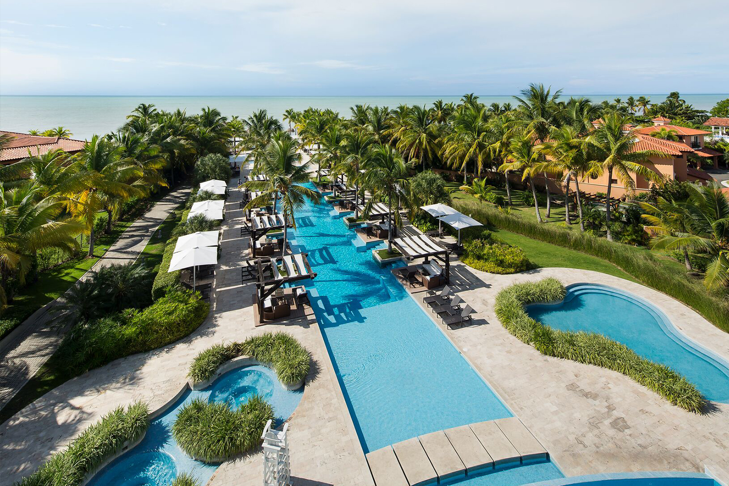 The Buenaventura Golf & Beach Resort joined Marriott International's Autograph Collection Hotels following a renovation.