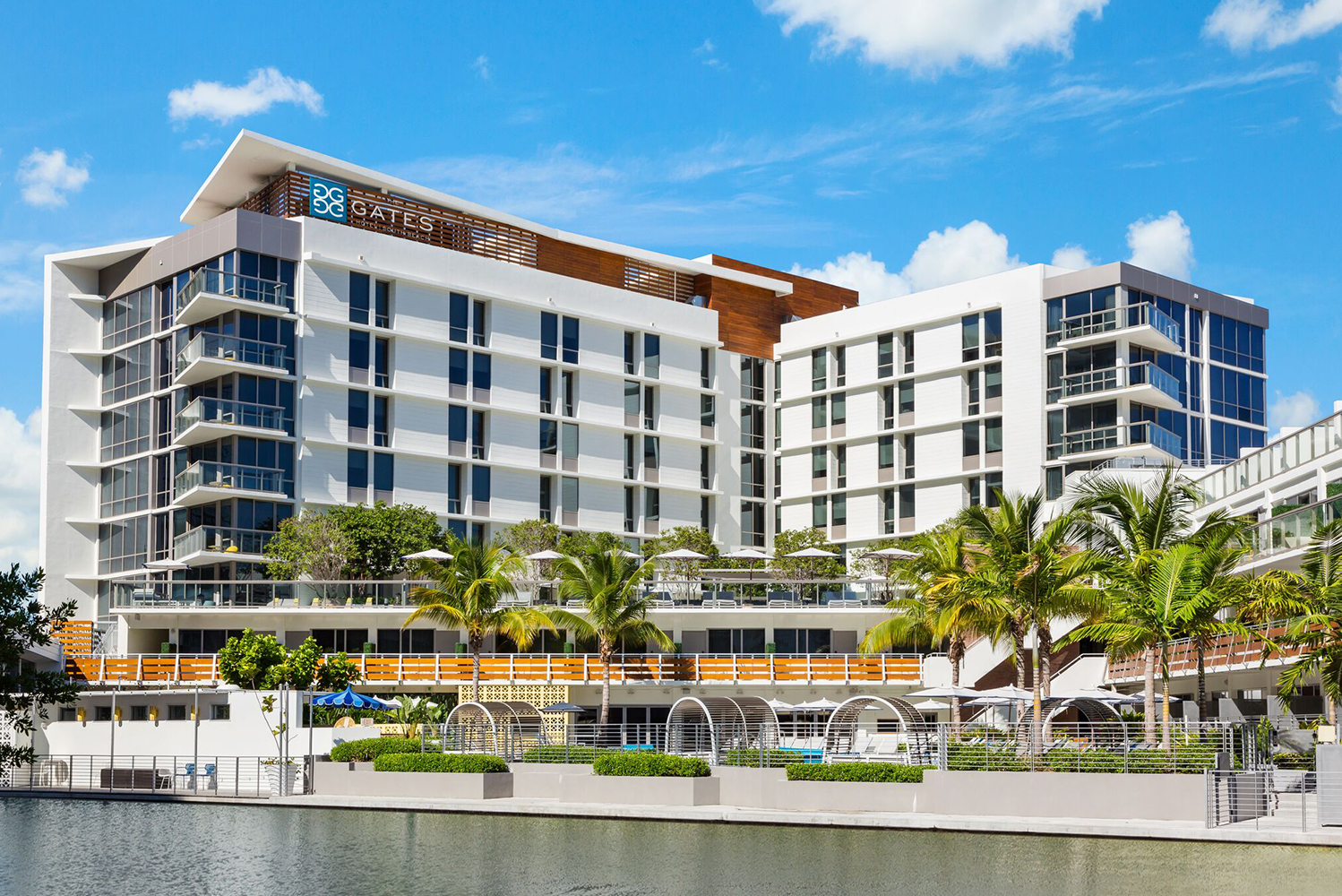 The Gates Hotel South Beach – a DoubleTree by Hilton, located on Miami's Collins Avenue, was renovated.