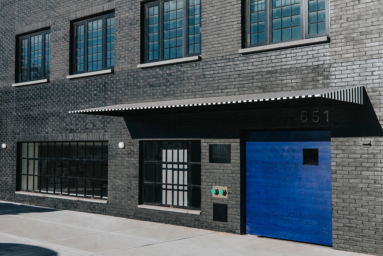 SAVVY Studio completed the Gowanus Inn & Yard in the Gowanus district of Brooklyn, New York.