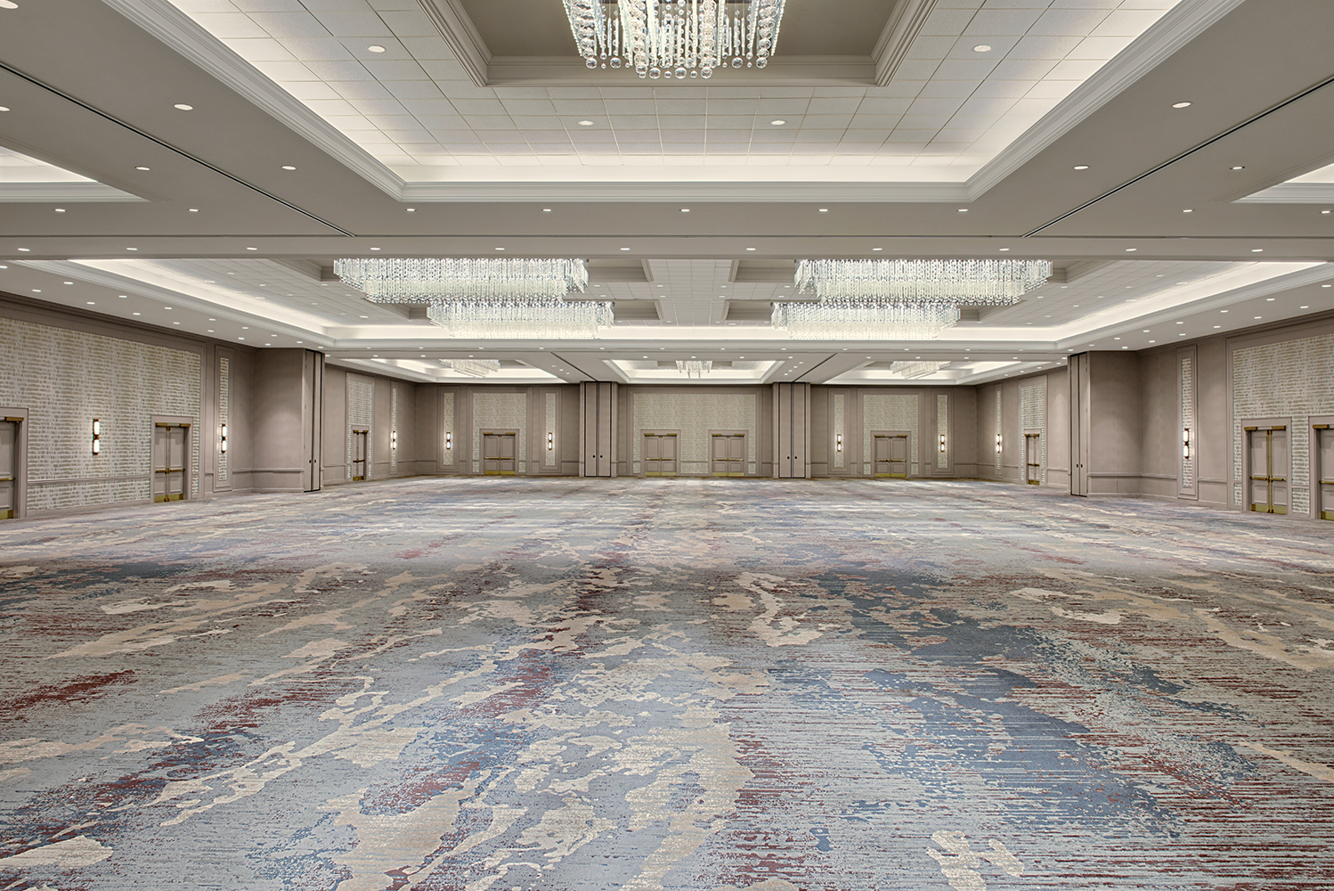 Hirsch Bedner Associates (HBA) completed the second phase of a $26.5 million renovation of Minnesota's largest hotel, Hilton Minneapolis.