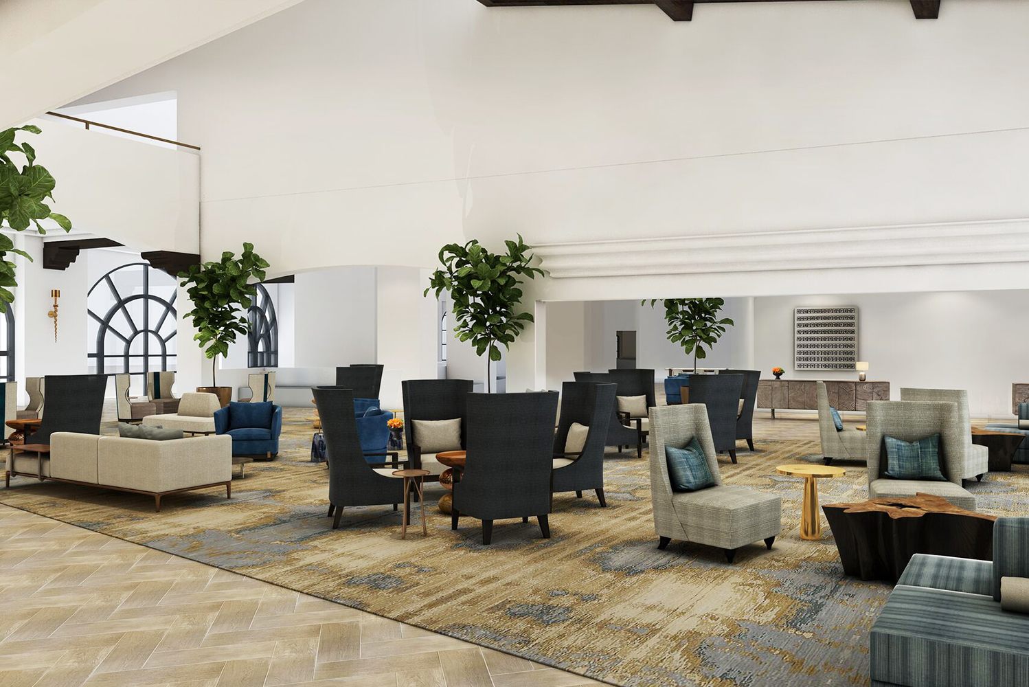 Hilton and the Fess Parker family started the second phase of the complete renovation and rebrand of The Fess Parker, A Doubletree by Hilton Resort.
