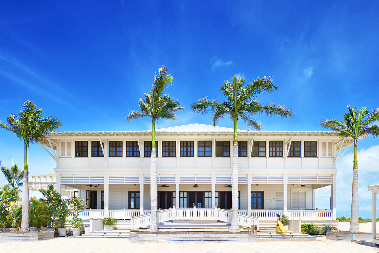 Mahogany Bay Resort & Beach Club, Curio Collection by Hilton opened in Ambergris Caye as Hilton's first property in Belize.